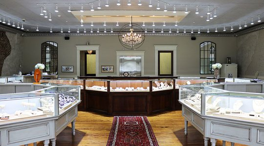 Van Atkins Jewelers - Flagship Store: New Albany
